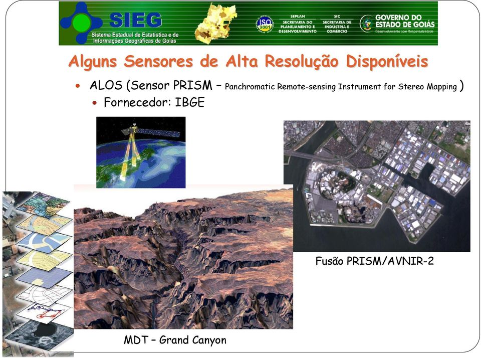 Remote-sensing Instrument for Stereo Mapping