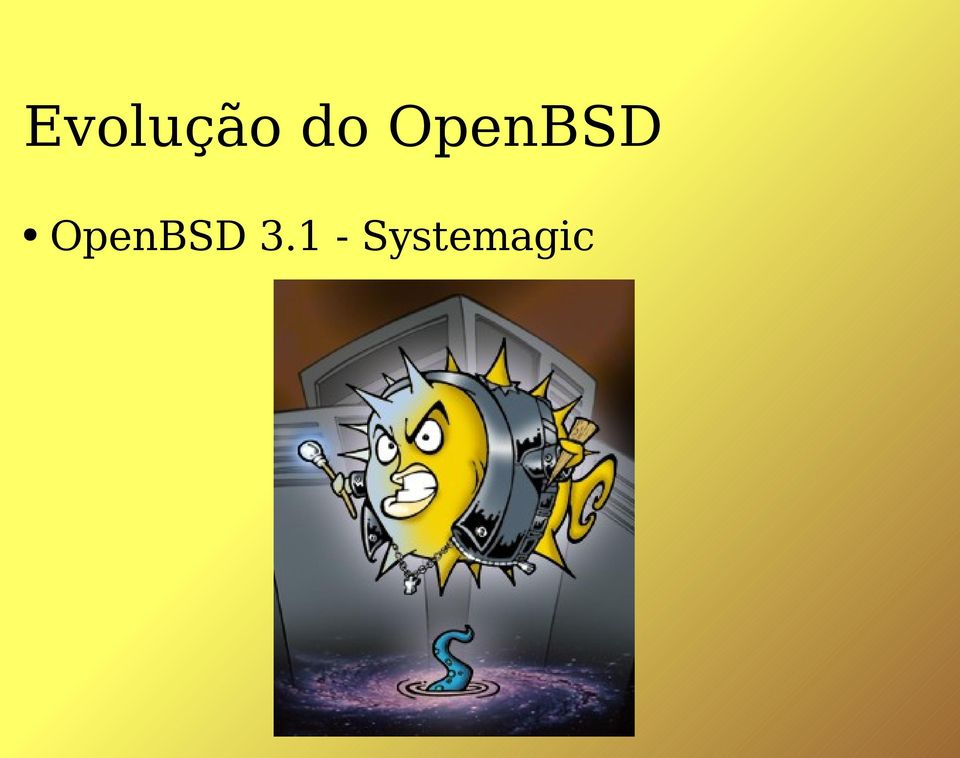 OpenBSD 3.