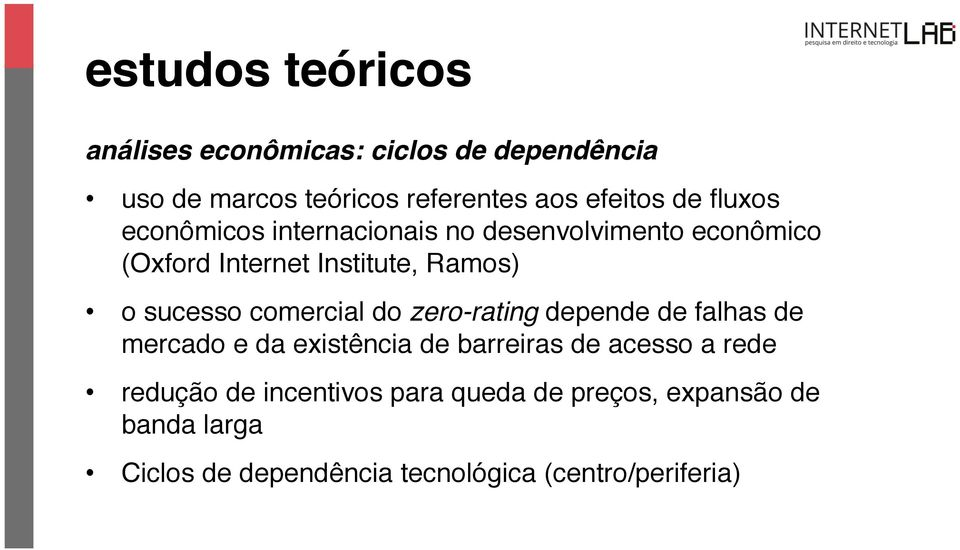 (Oxford Internet Institute, Ramos)!
