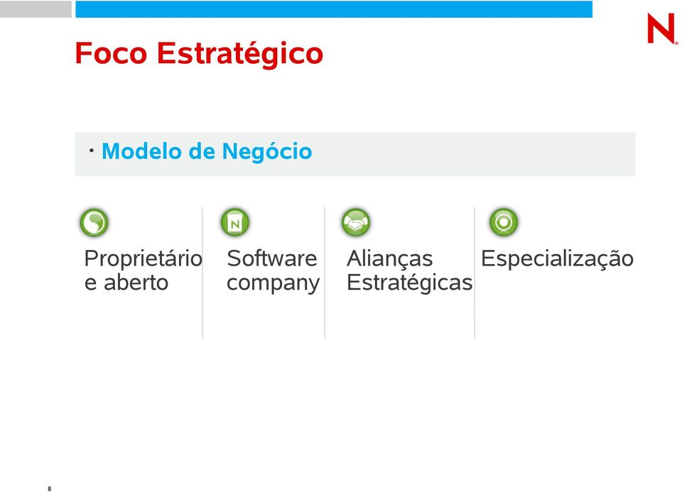 aberto 8 Software company