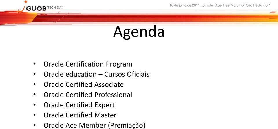 Associate Oracle Certified Professional Oracle