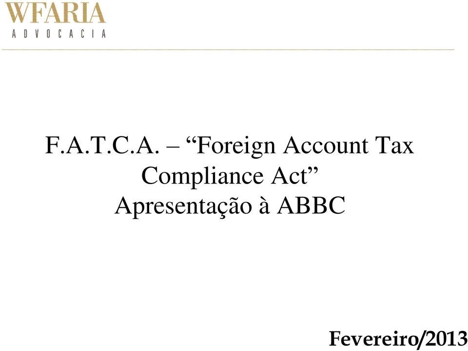 Compliance Act