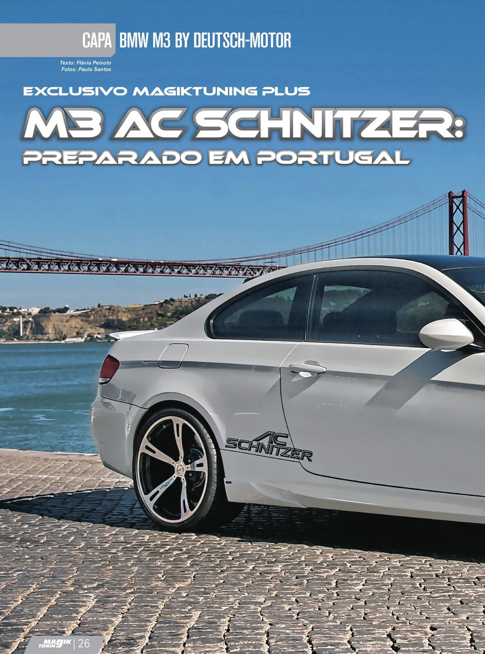 Santos Exclusivo MAGIKTUNING Plus