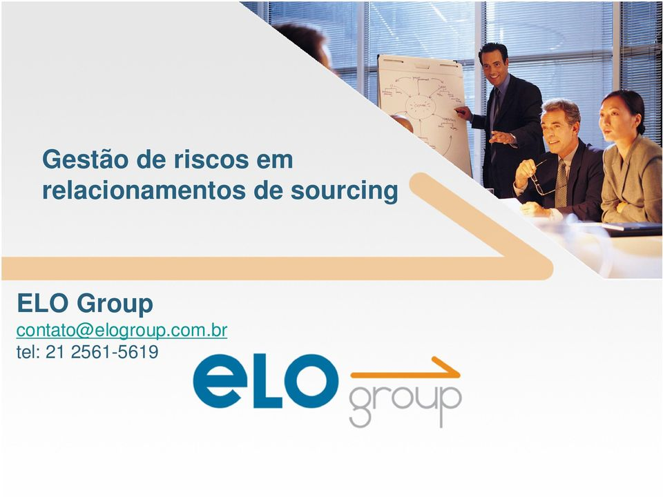 sourcing ELO Group