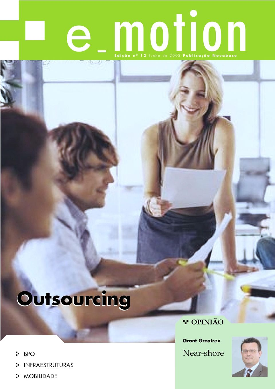 Outsourcing OPINIÃO BPO