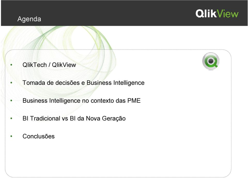 Business Intelligence no contexto das