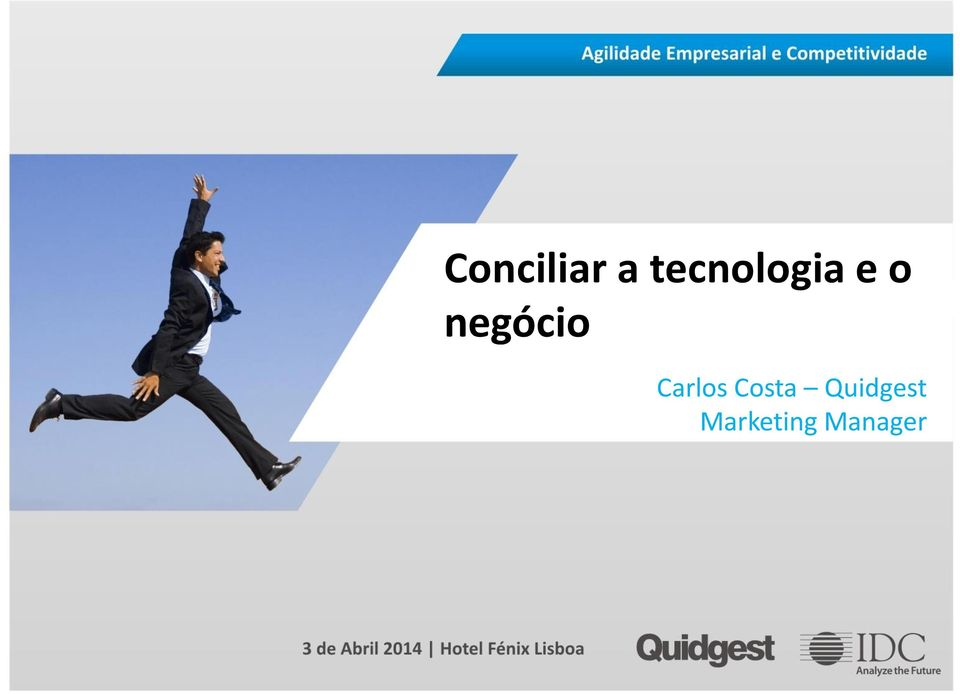 Quidgest Marketing Manager