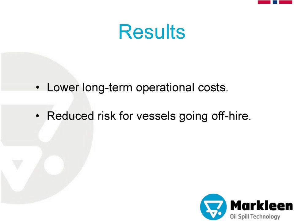 operational costs.