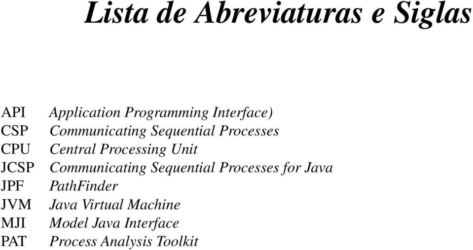 Central Processing Unit Communicating Sequential Processes for Java