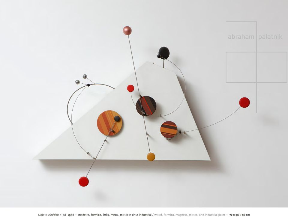 industrial / wood, formica, magnets,