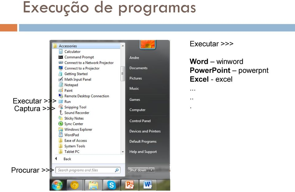 Word winword PowerPoint