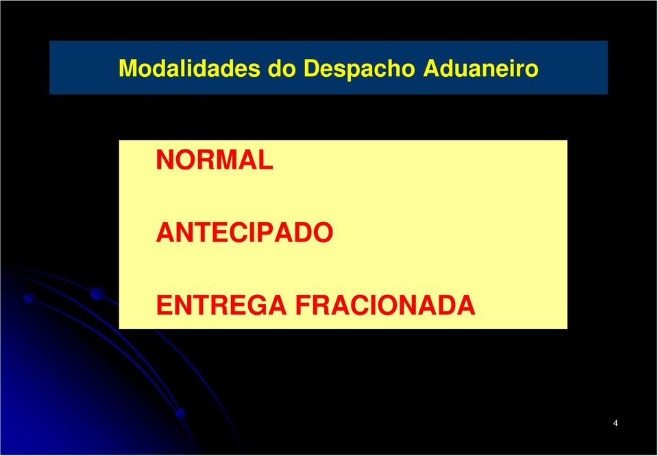 Aduaneiro NORMAL