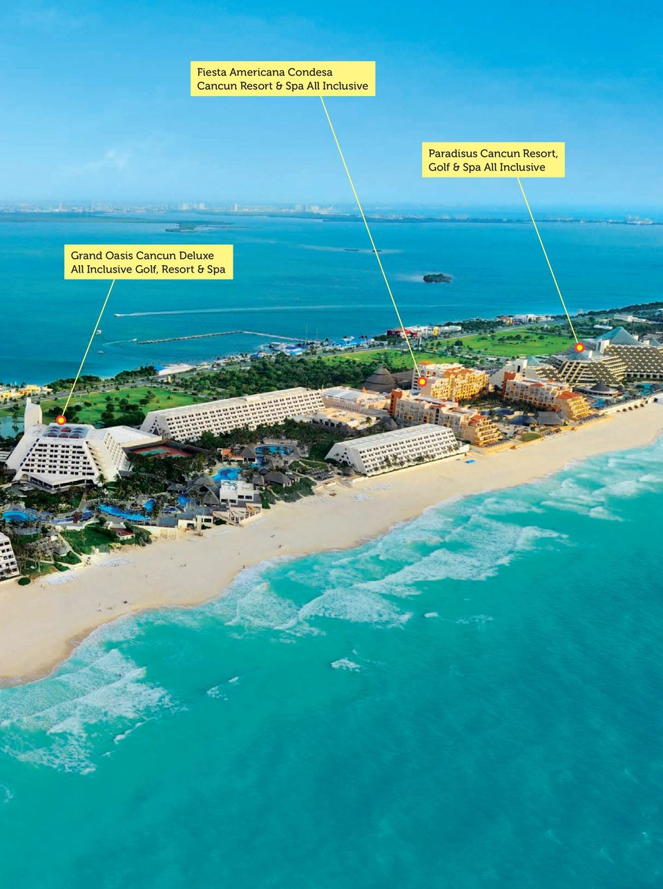Resort, Golf & Spa All Inclusive Grand
