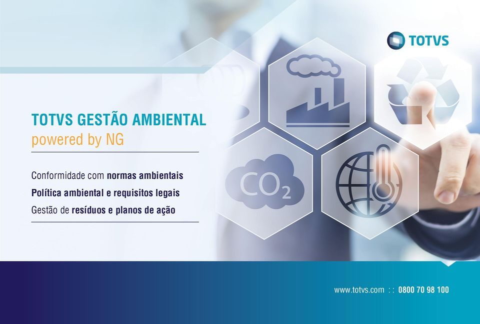 Política ambiental e requisitos