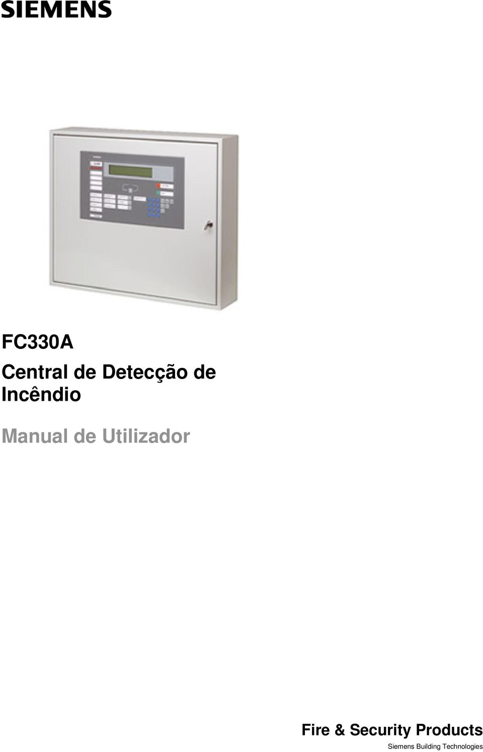 Utilizador Fire & Security