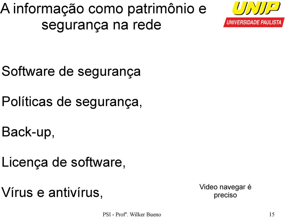 software, Vírus e antivírus, Video