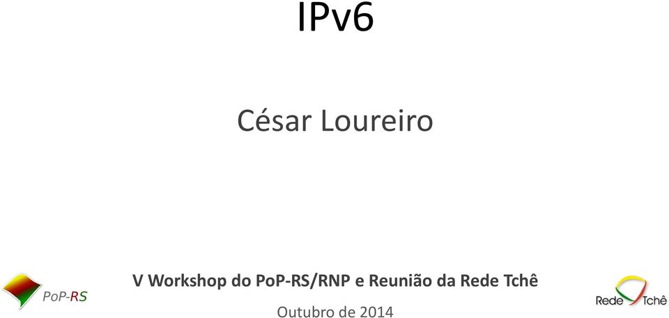 PoP-RS/RNP e Reunião