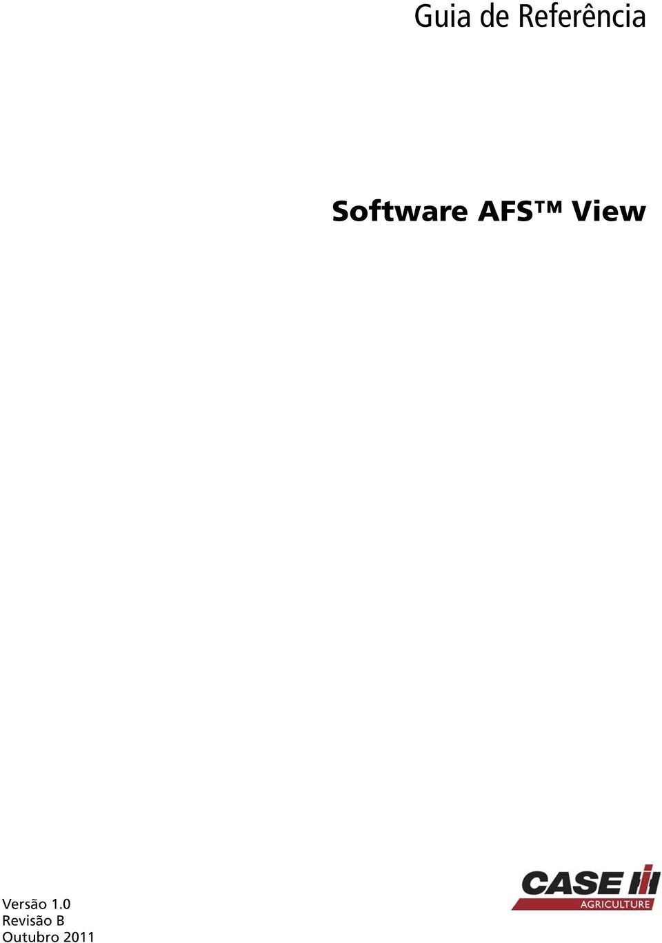 Software AFS View