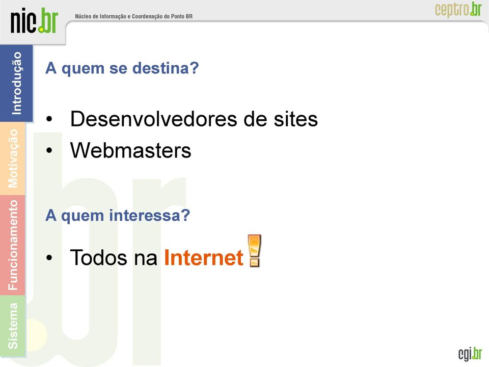 sites Webmasters A