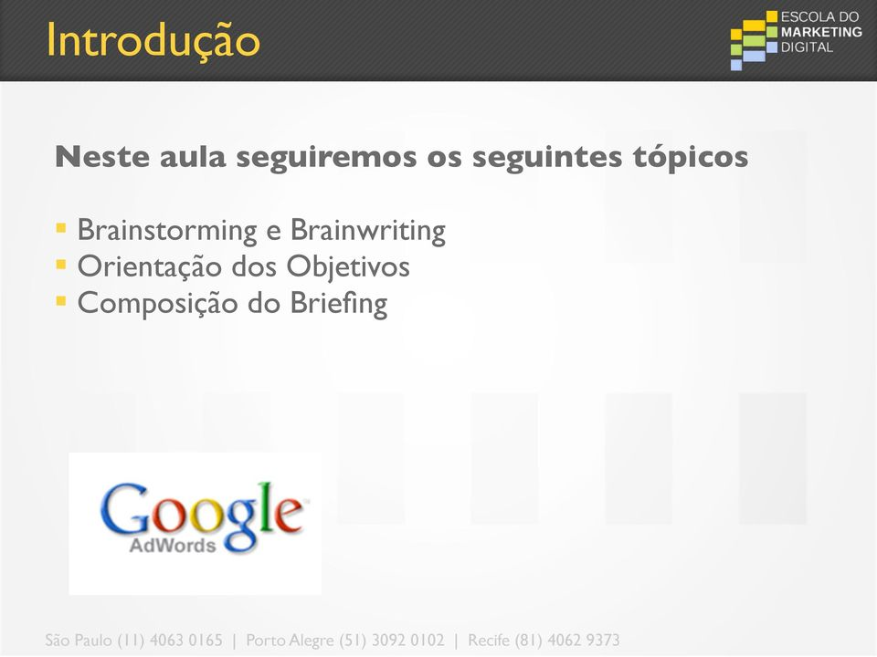Brainstorming e Brainwriting