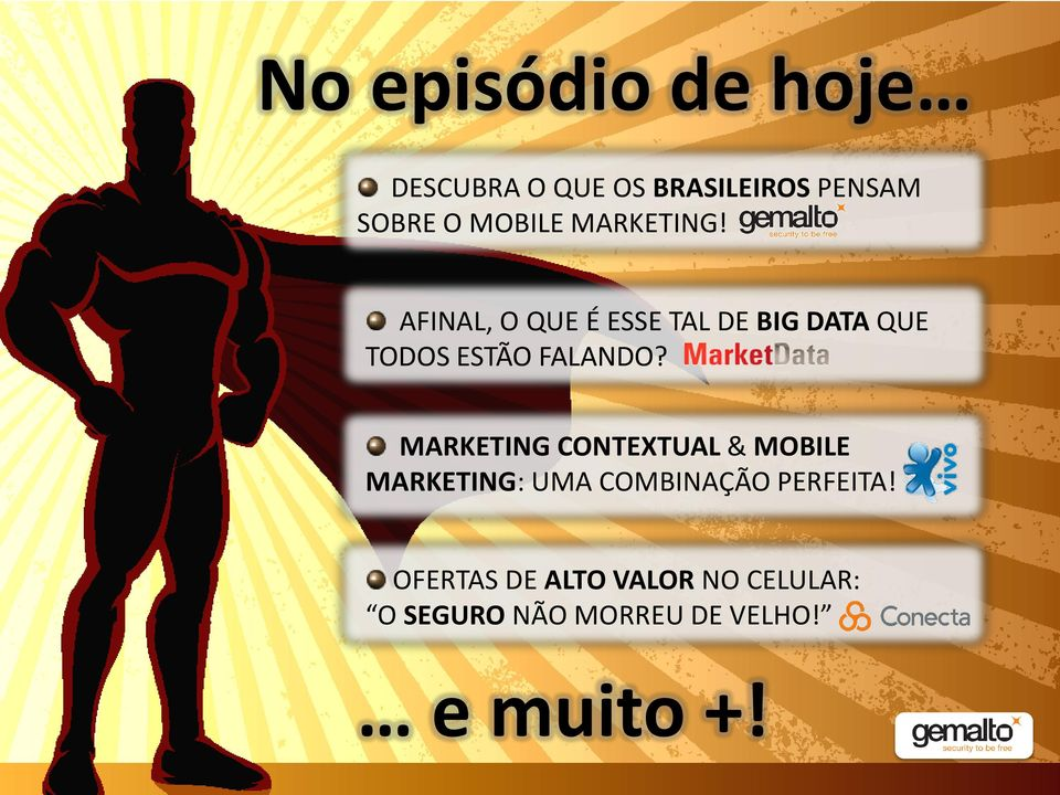 MARKETING CONTEXTUAL & MOBILE MARKETING: UMA COMBINAÇÃO PERFEITA!