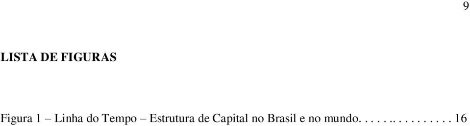 Estrutura de Capital no