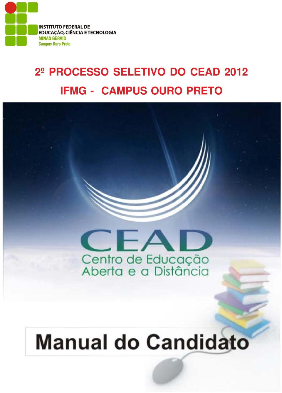 CEAD 2012 IFMG