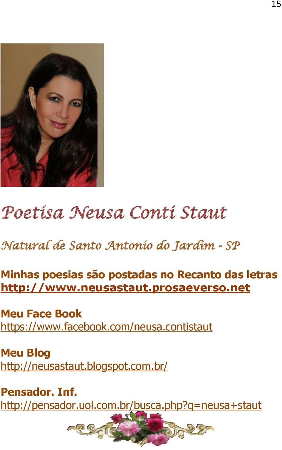 net Meu Face Book https://www.facebook.com/neusa.