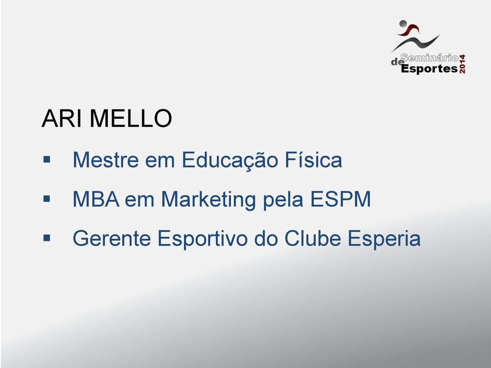 Marketing pela ESPM