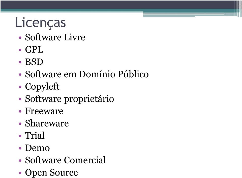 proprietário Freeware Shareware