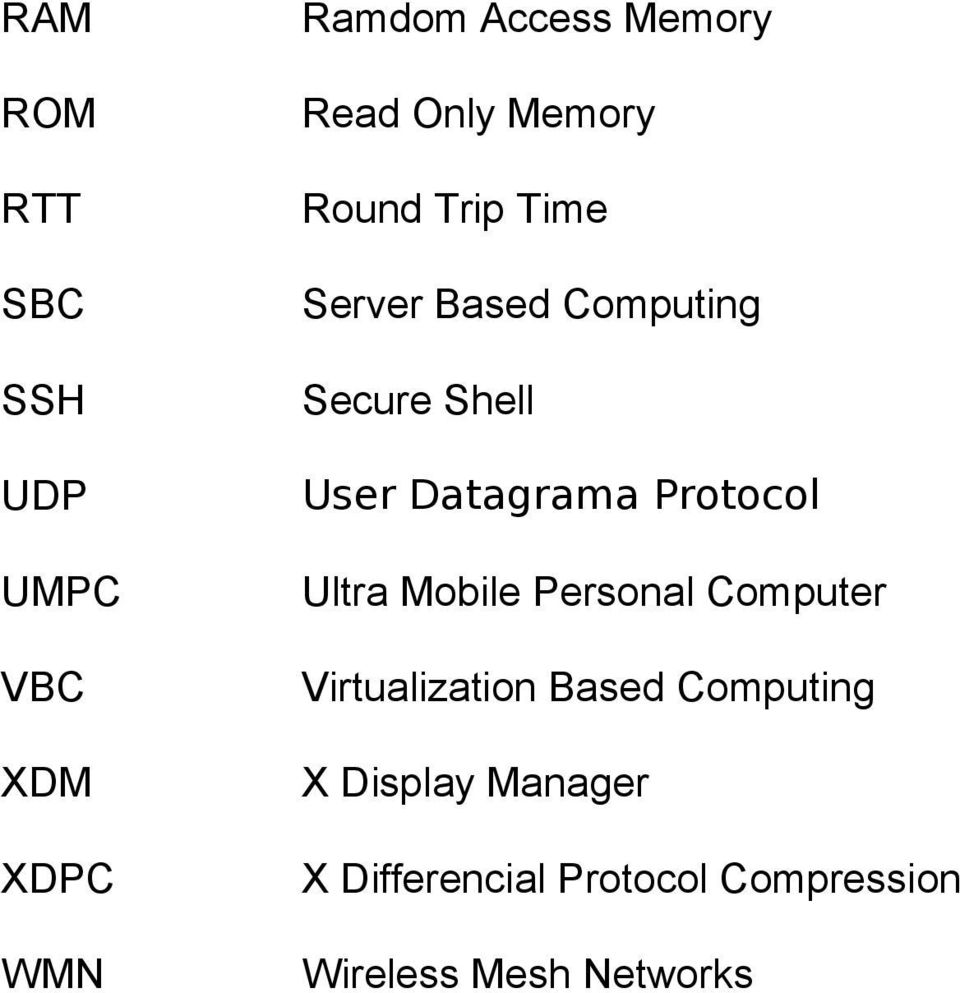 Datagrama Protocol Ultra Mobile Personal Computer Virtualization Based