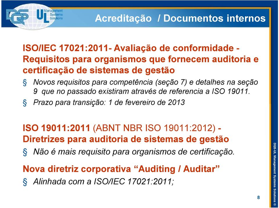 referencia a ISO 19011.