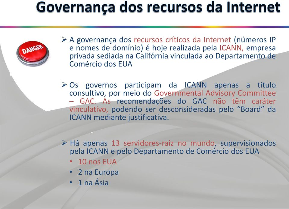 Governmental Advisory Committee GAC.
