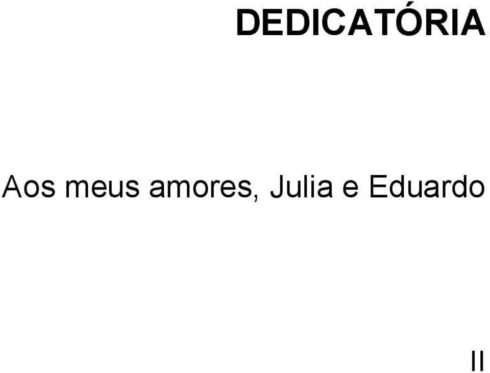 amores,