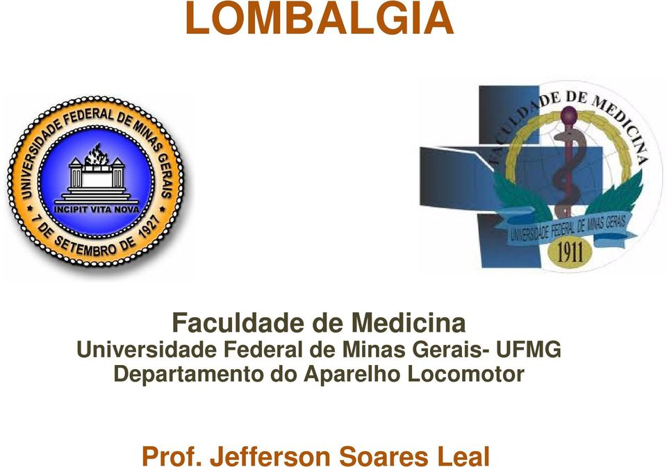 Gerais- UFMG Departamento do