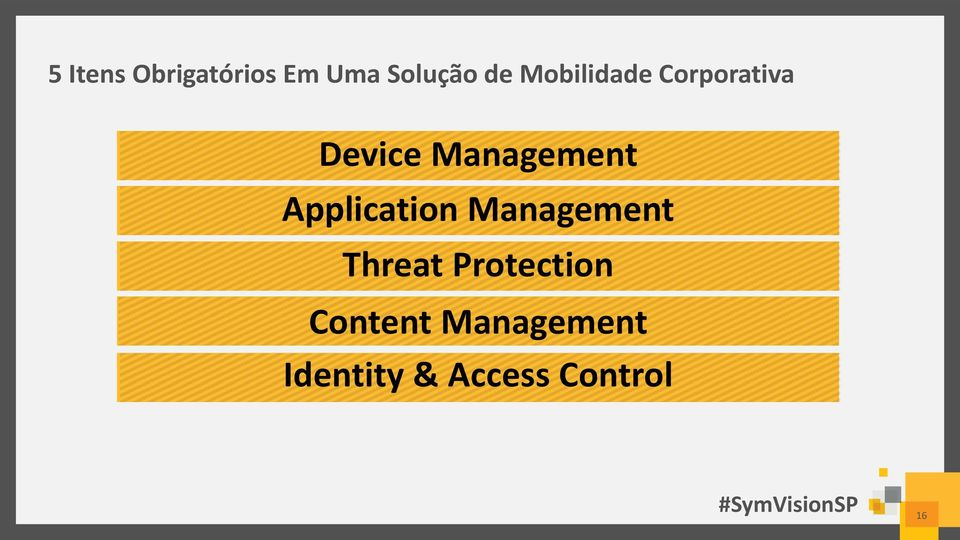 Application Management Threat Protection