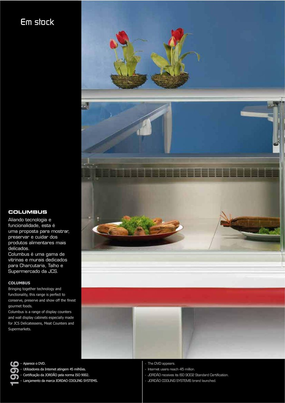 Bringing together technology and functionality, this range is perfect to gourmet foods.