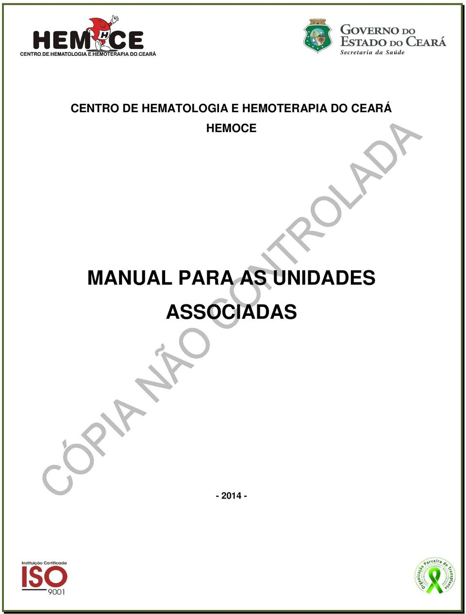 HEMOCE MANUAL PARA AS