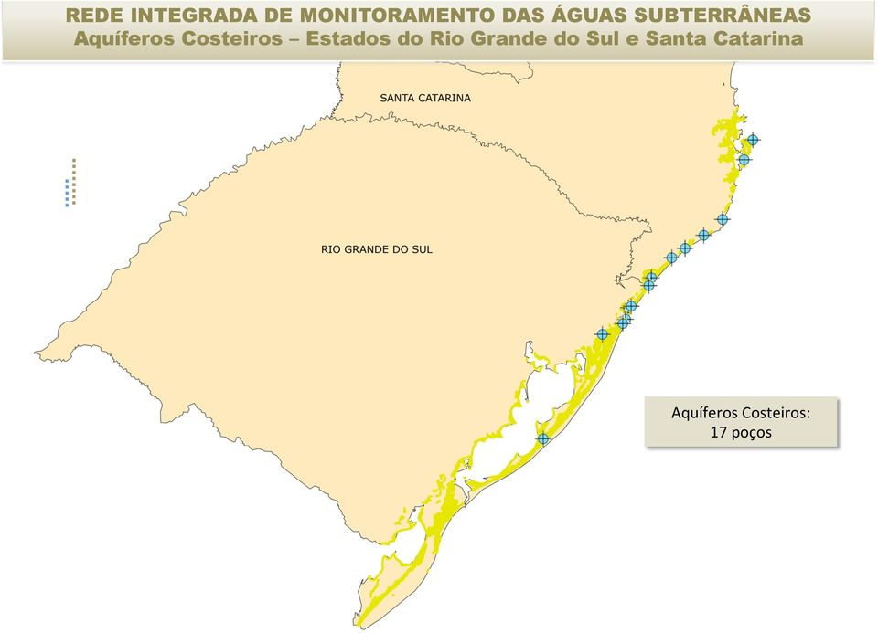 do Sul e Santa Catarina