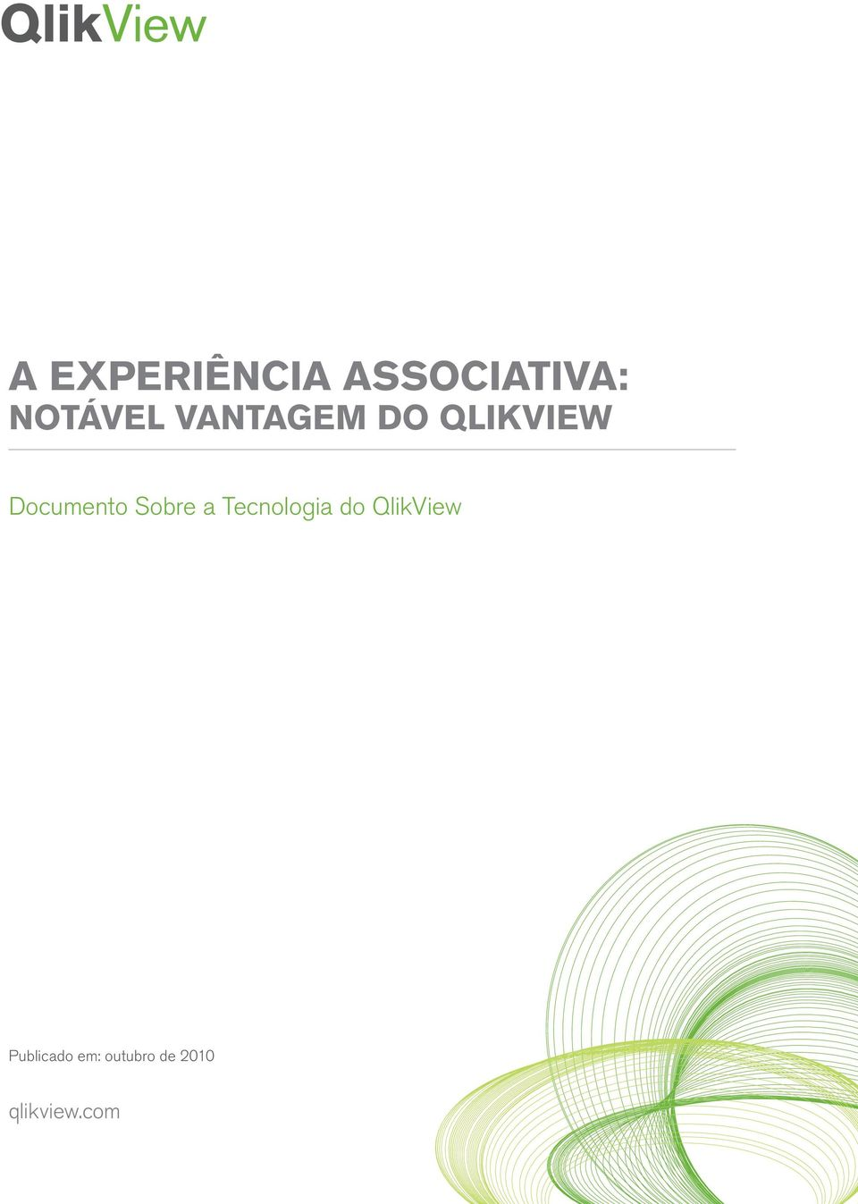 Sobre a Tecnologia do QlikView