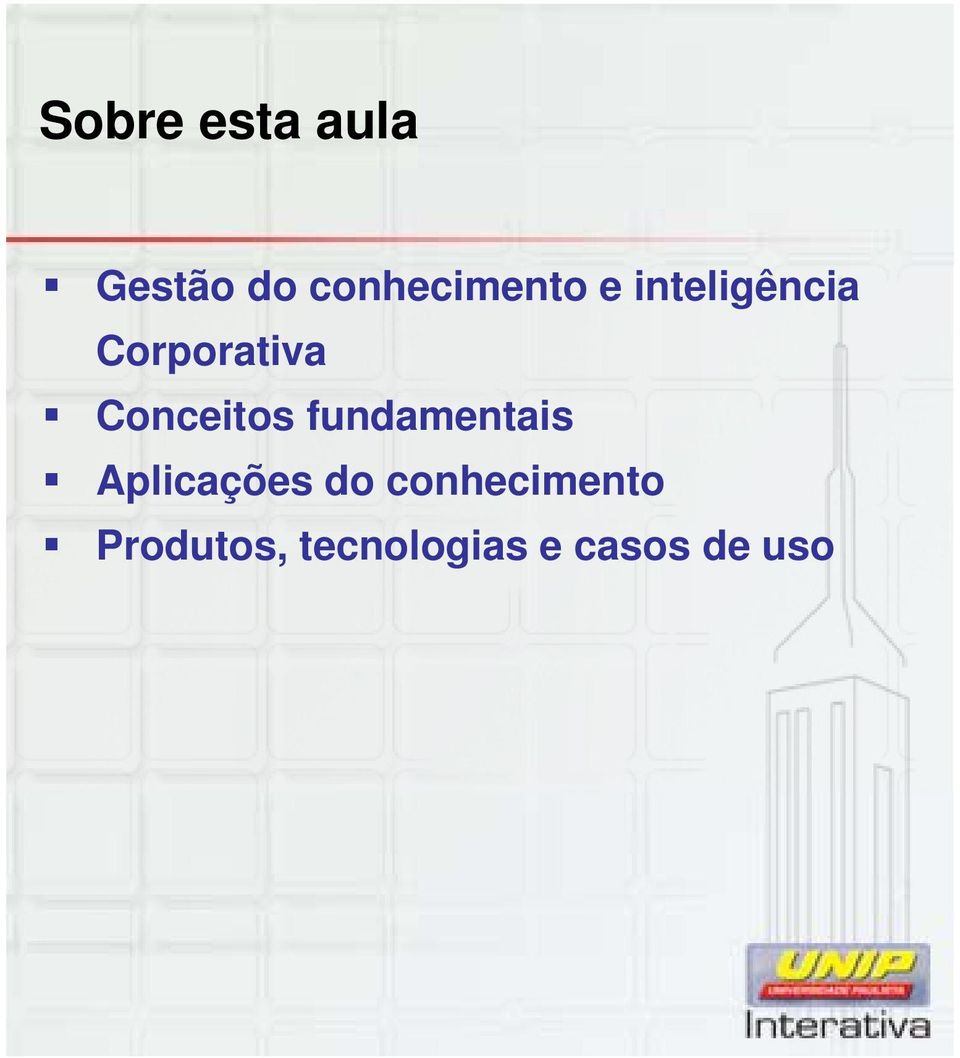 Corporativa Conceitos fundamentais