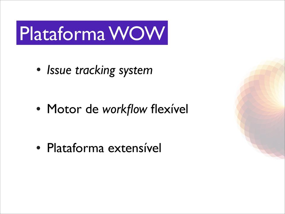 de workflow flexível