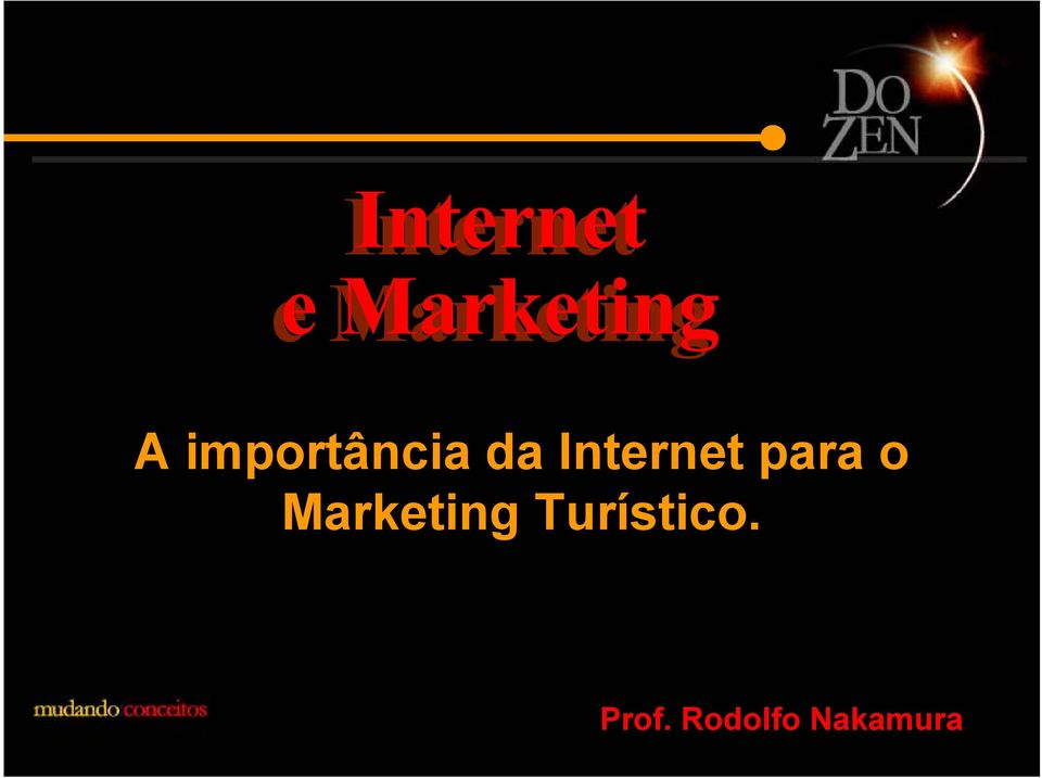 para o Marketing