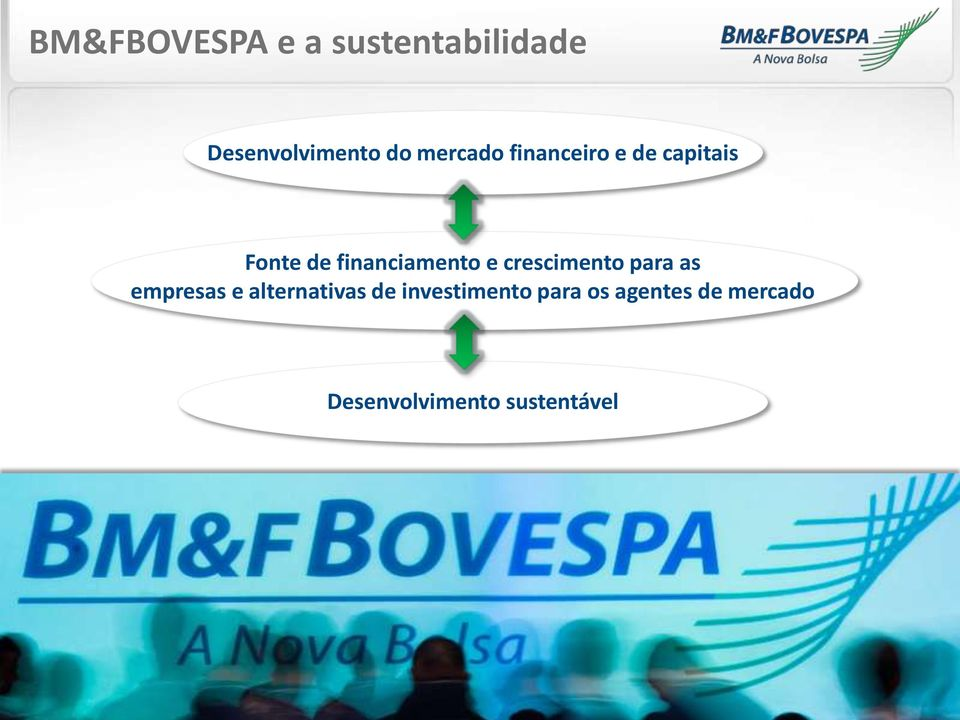 e crescimento para as empresas e alternativas de