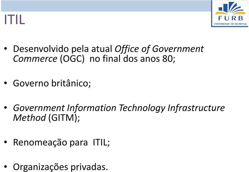 britânico; Government Information Technology