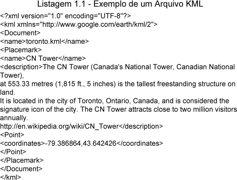 , 5 inches) is the tallest freestanding structure on land. It is located in the city of Toronto, Ontario, Canada, and is considered the signature icon of the city.