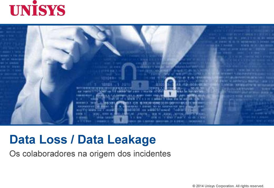 incidentes 2014 Unisys