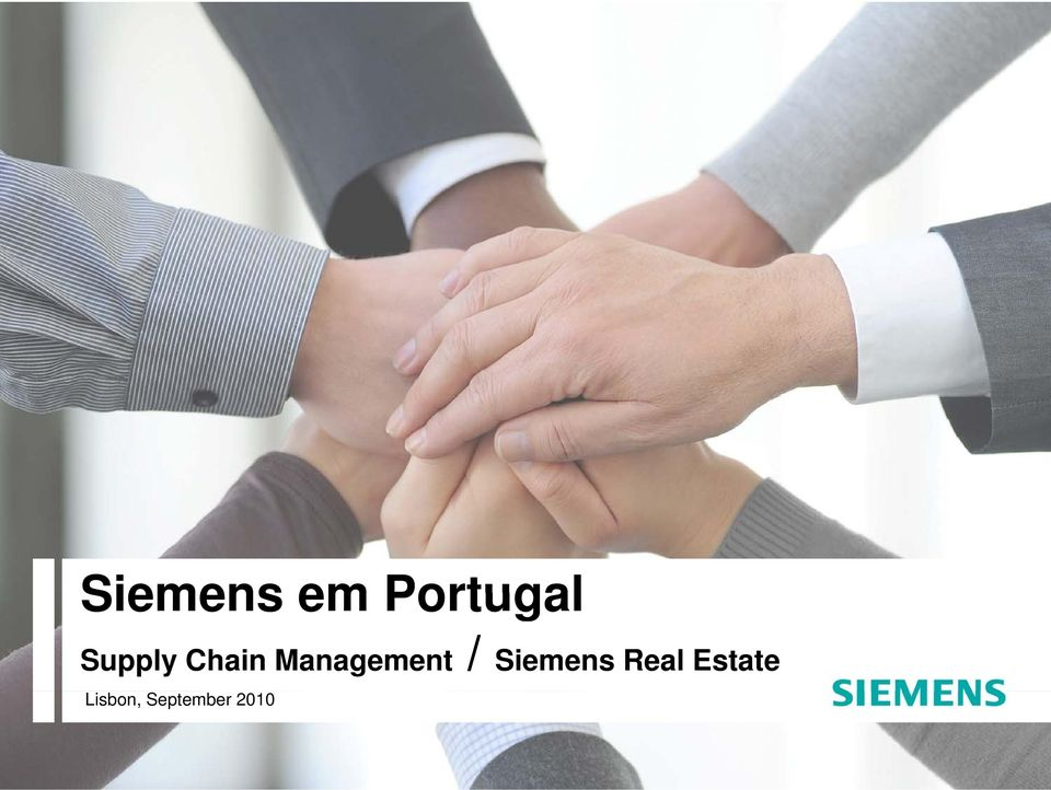 / Siemens Real Estate