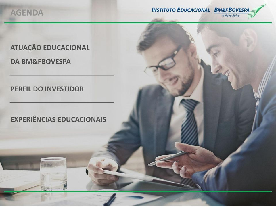 BM&FBOVESPA PERFIL DO
