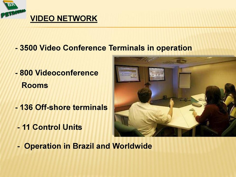 Videoconference Rooms - 136 Off-shore